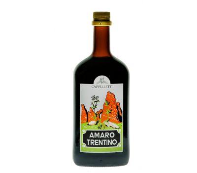 Amaro Trentino-Bottiglia da 0.70 cl.